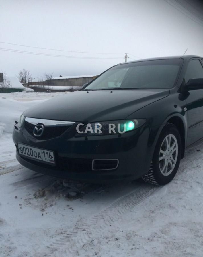 Mazda 6, Азнакаево