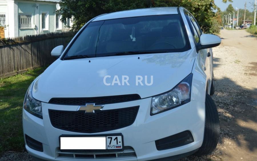 Chevrolet Cruze, Алексин