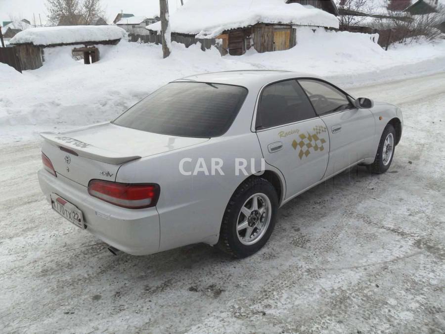 Toyota Corona Exiv, Барнаул