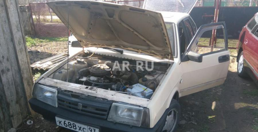 Lada 2109, Абинск