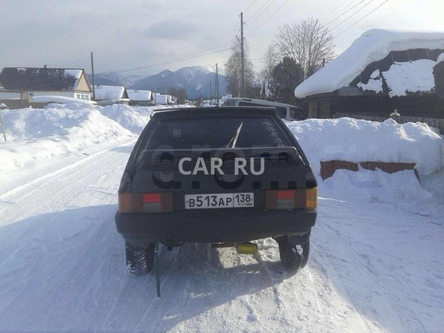Lada 2108, Байкальск