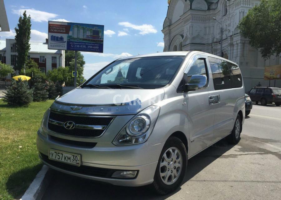 Hyundai H1, Астрахань