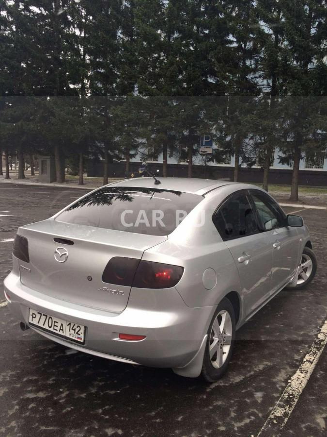 Mazda Axela, Барнаул