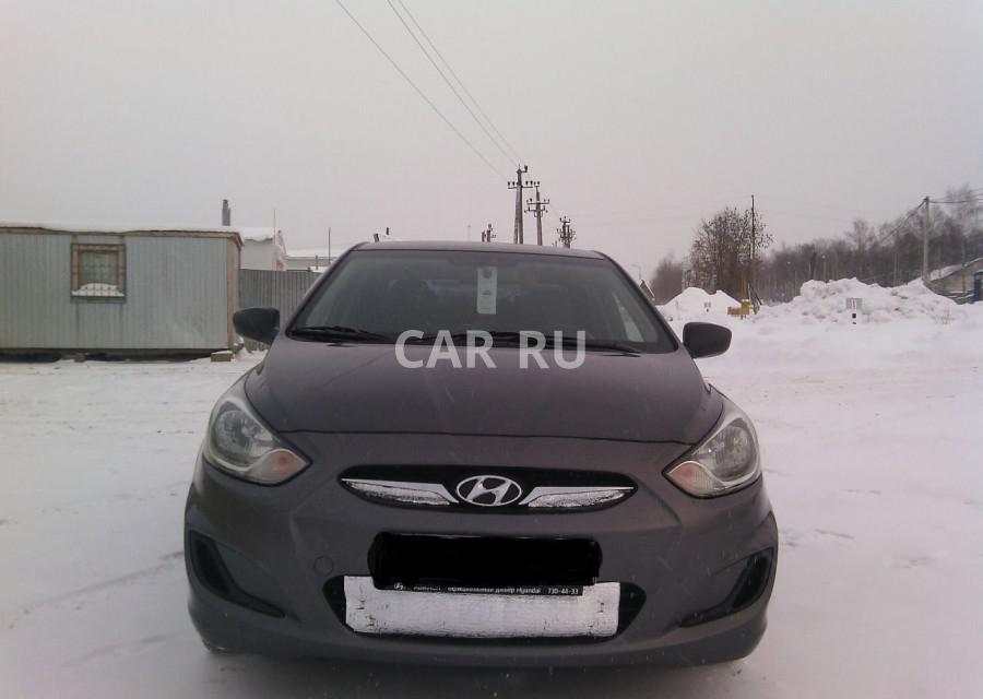 Hyundai Solaris, Александров