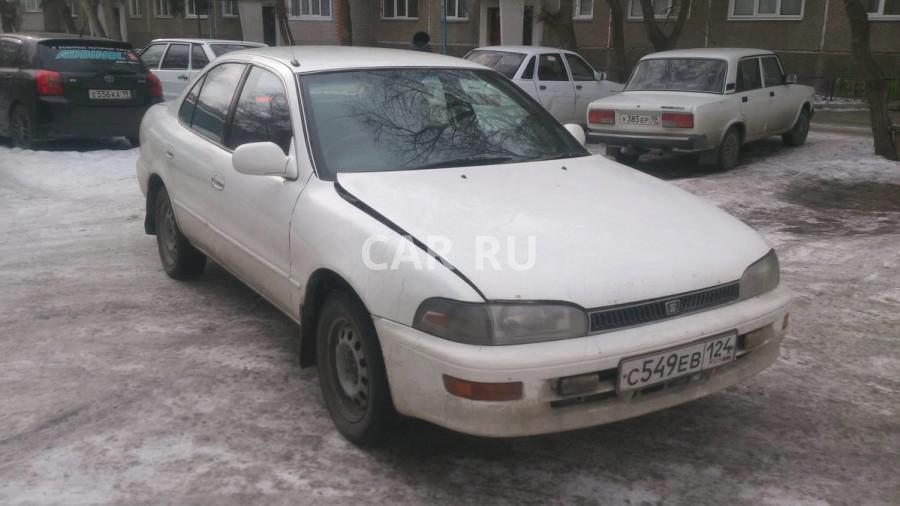 Toyota Sprinter, Абакан