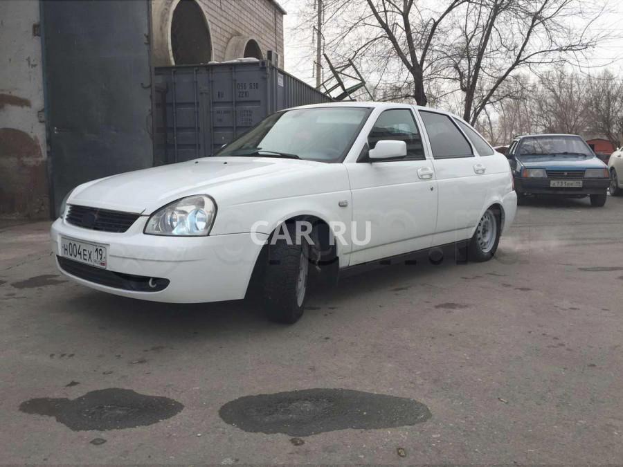 Lada Priora, Абакан