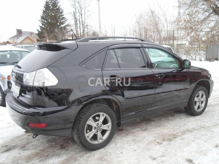 Lexus RX, Альметьевск