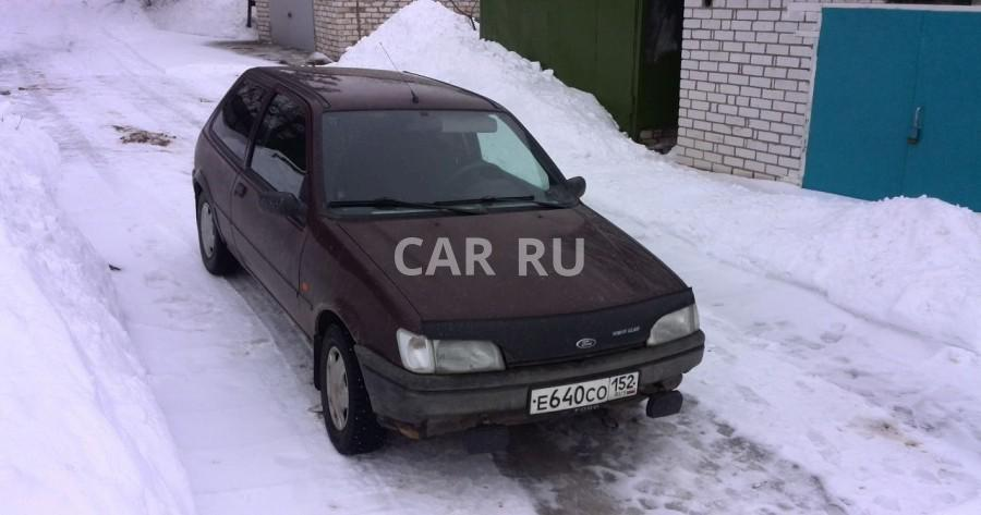 Ford Fiesta, Арзамас