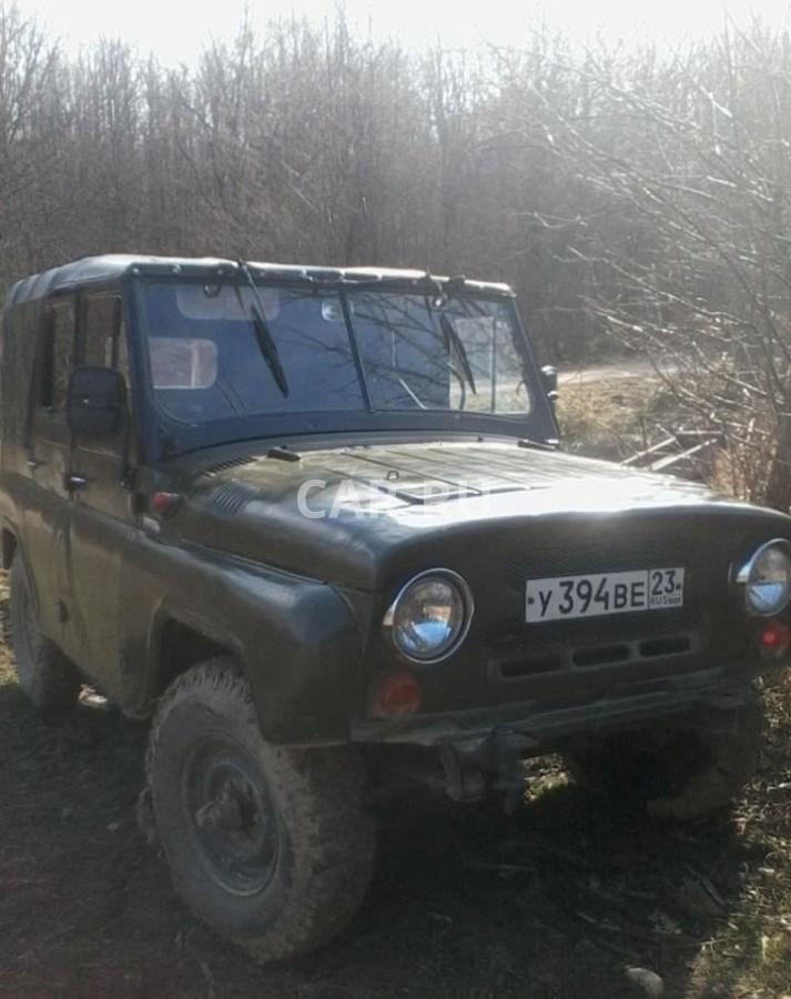 Уаз 469, Апшеронск