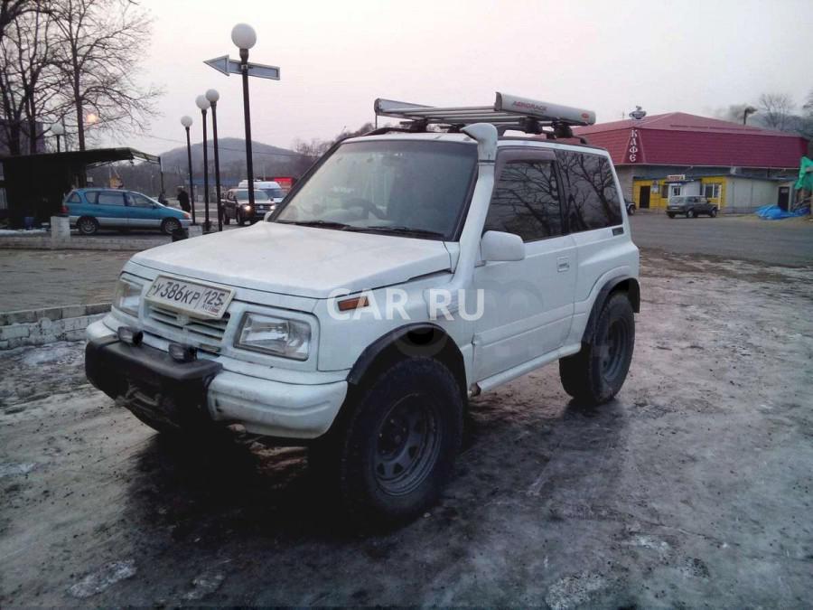 Suzuki Escudo, Барабаш