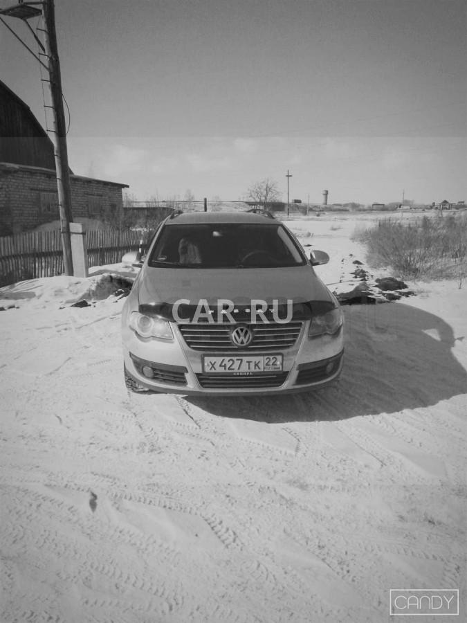 Volkswagen Passat, Алейск