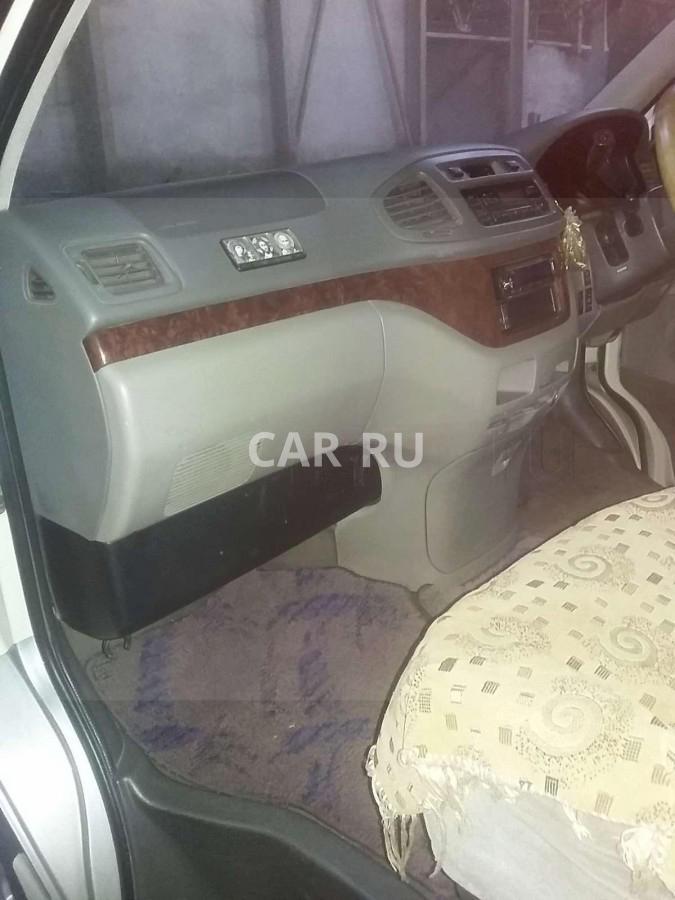 Toyota Hiace Regius, Анжеро-Судженск