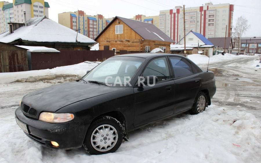 Daewoo Nubira, Барнаул