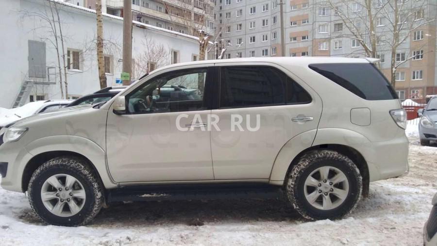 Toyota Fortuner, Архангельск