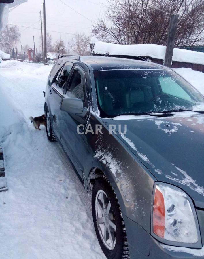 Cadillac SRX, Анжеро-Судженск