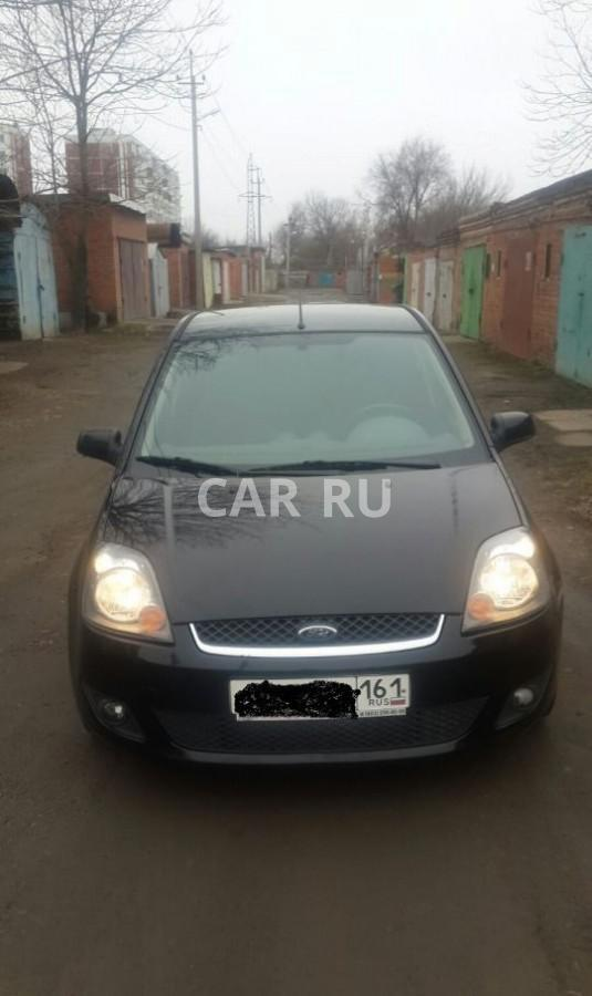 Ford Fiesta, Батайск
