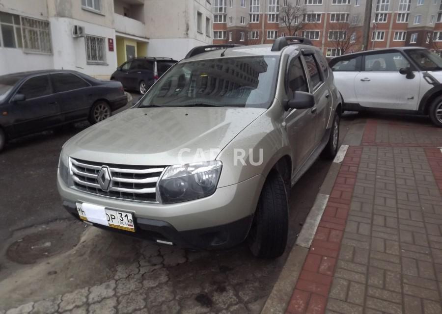 Renault Duster, Белгород