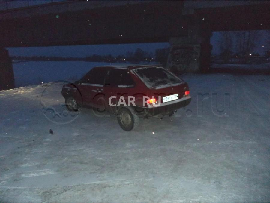 Лада 2108, Ангарск