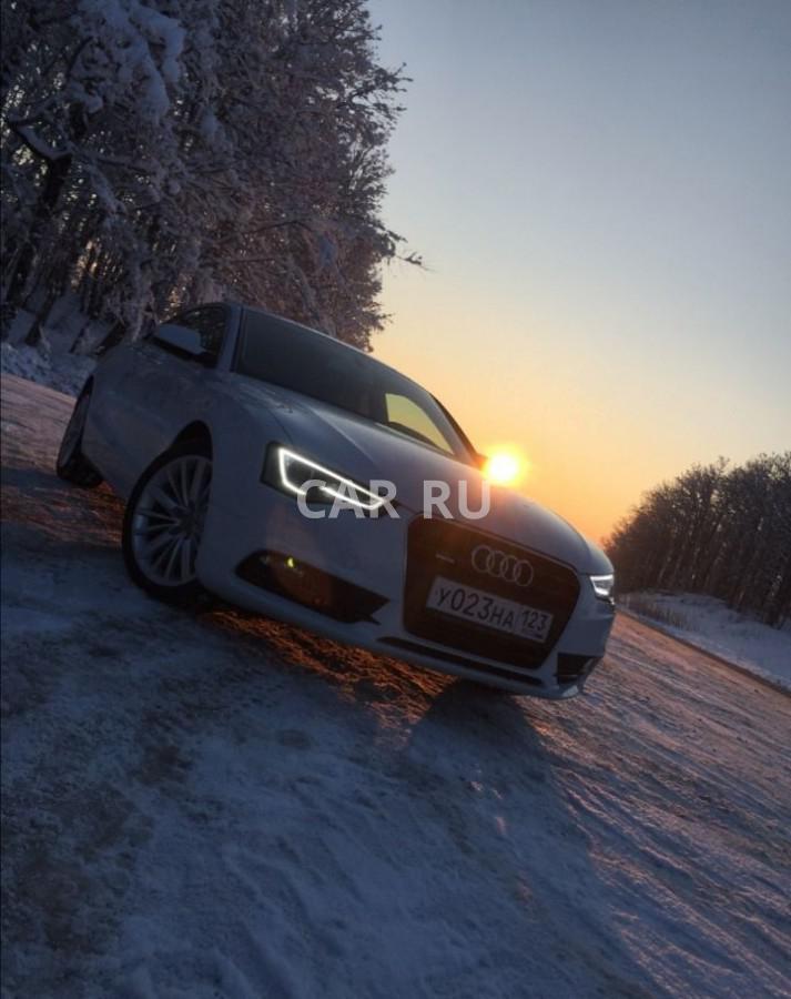 Audi A5, Апшеронск