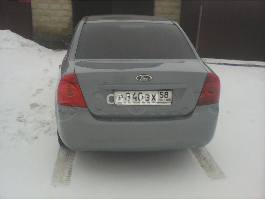 Ford Focus, Башмаково