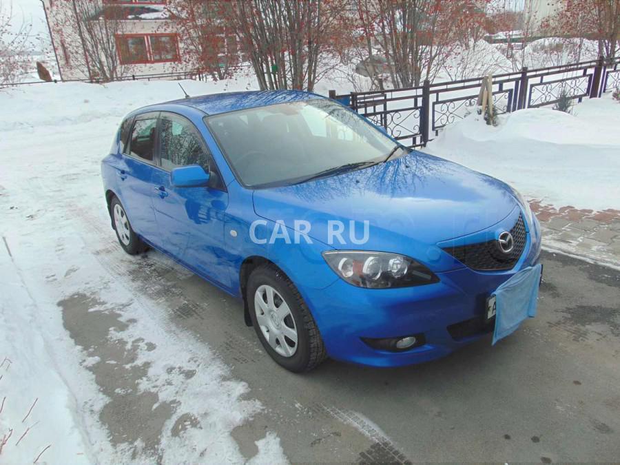 Mazda Axela, Бачатский