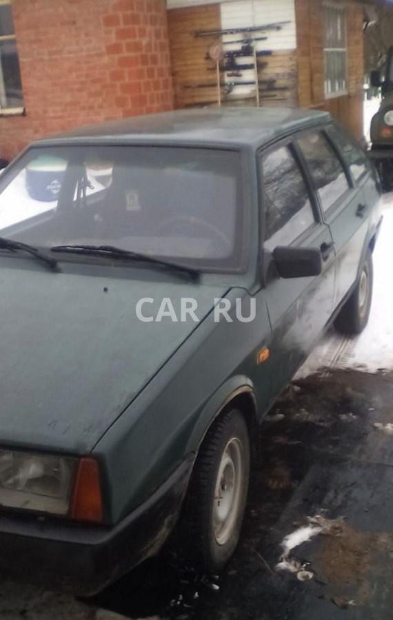 Lada 2109, Бабынино