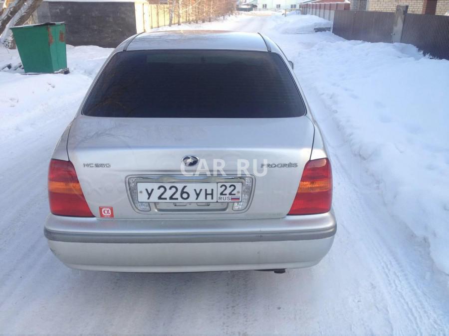 Toyota Progres, Барнаул