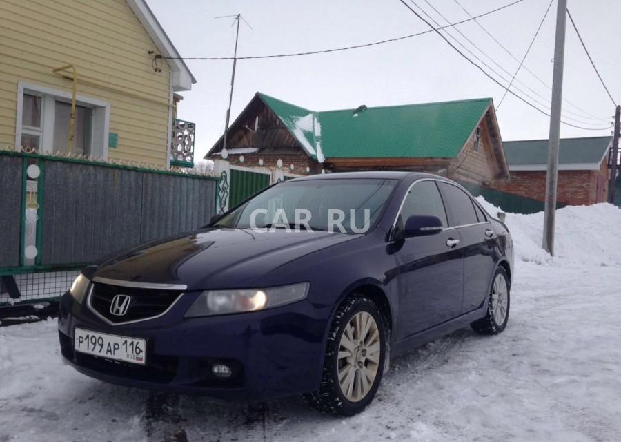 Honda Accord, Альметьевск
