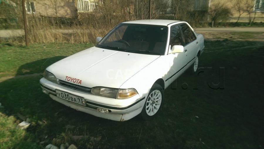 Toyota Carina, Абинск