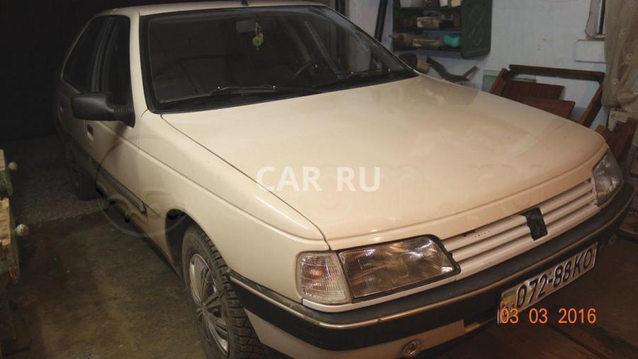 Peugeot 405, Бахчисарай