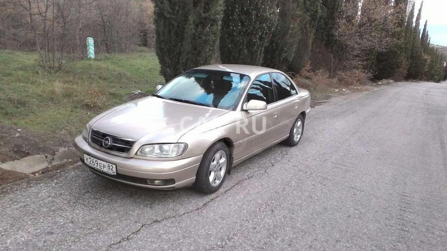 Opel Omega, Алушта