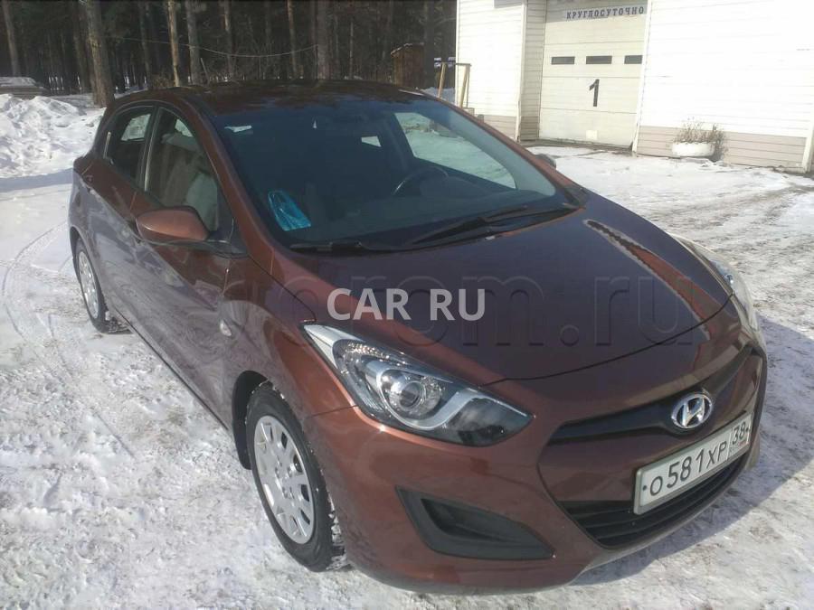 Hyundai i30, Ангарск