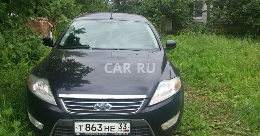 Ford Mondeo, Александров