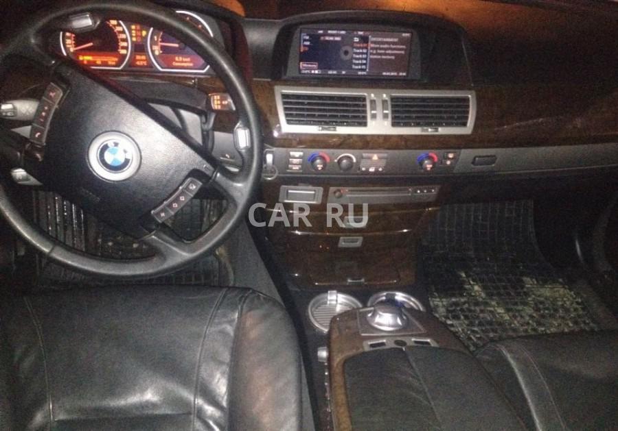 BMW 7-series, Апрелевка