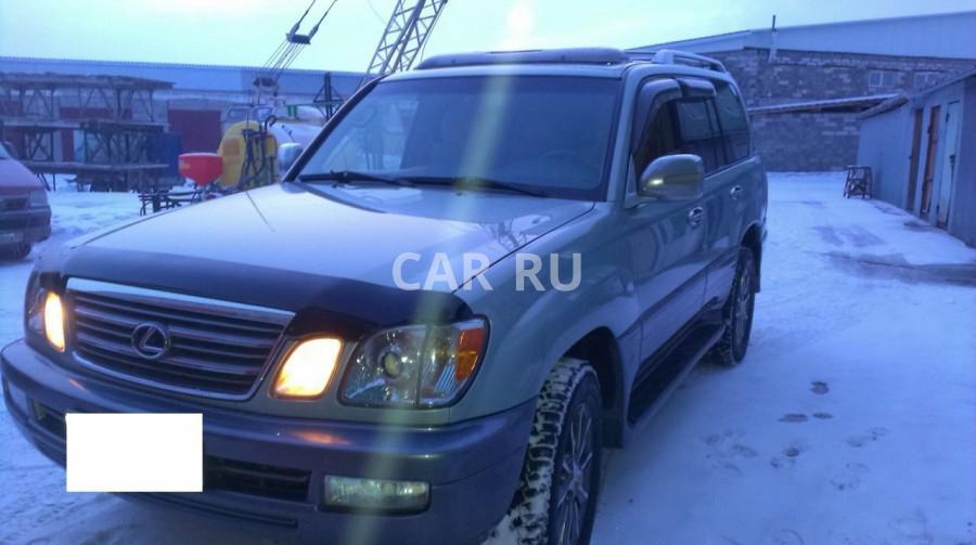 Lexus LX, Барнаул
