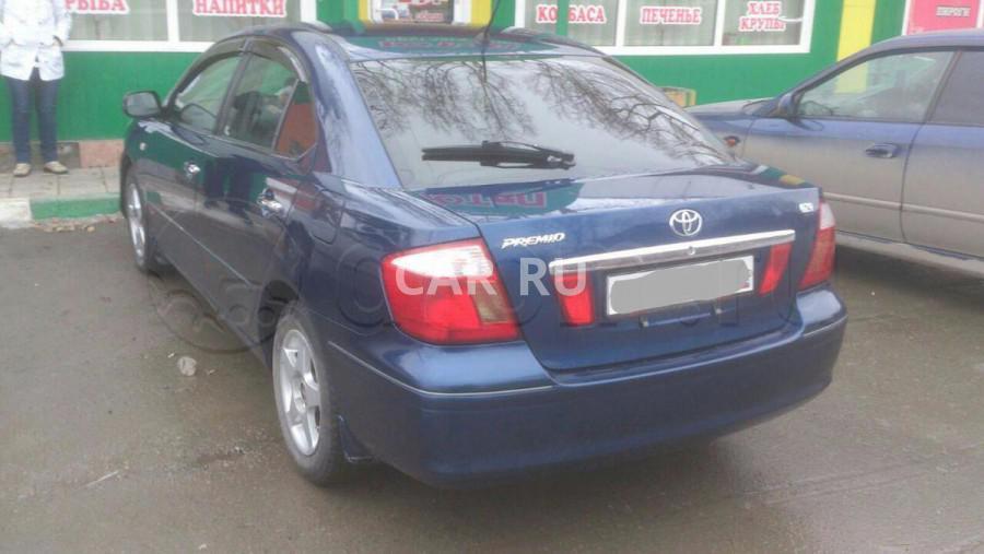 Toyota Premio, Барнаул