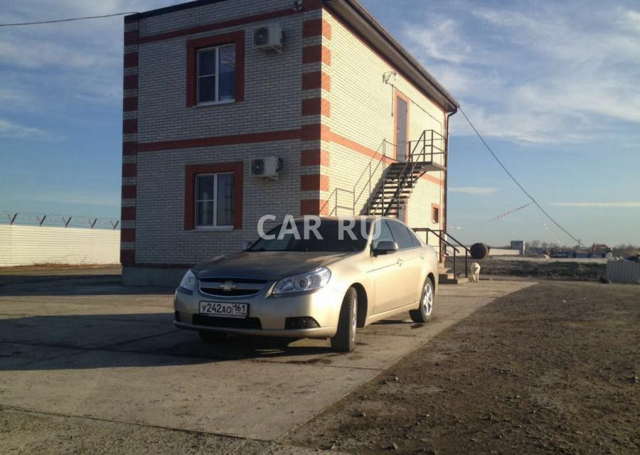 Chevrolet Epica, Азов
