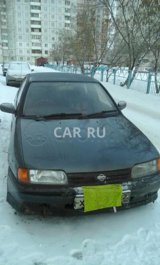 Nissan Primera, Барнаул