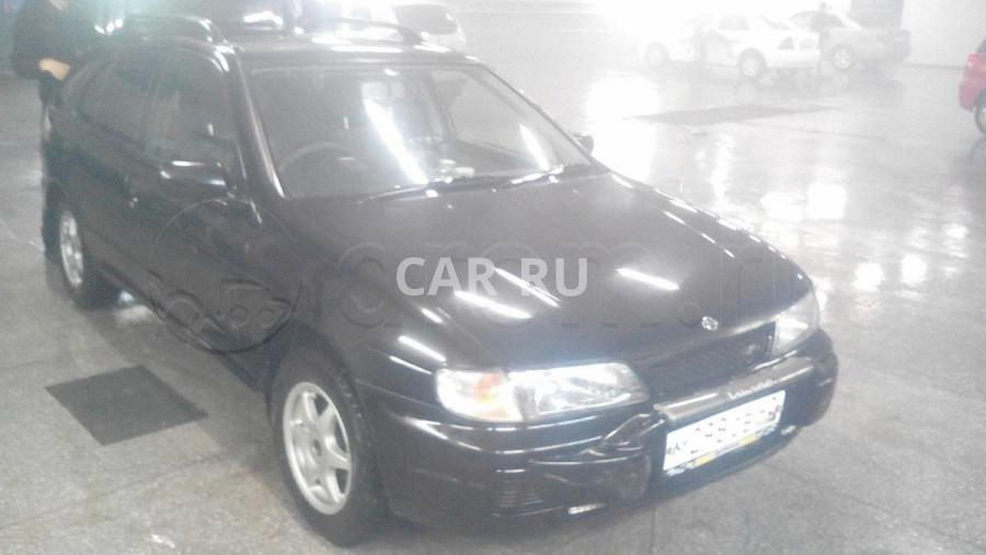 Nissan Lucino, Барнаул