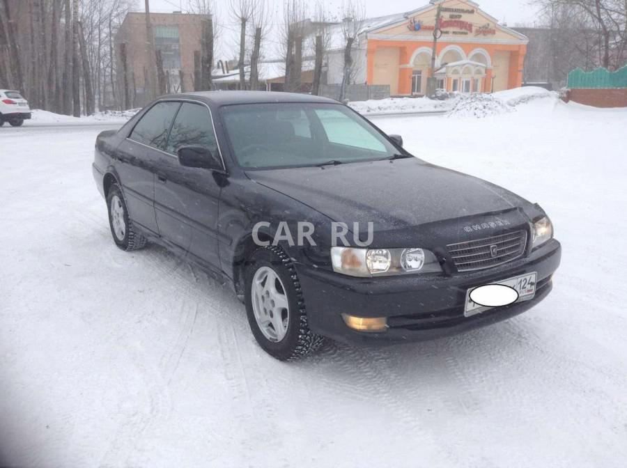 Toyota Chaser, Ачинск