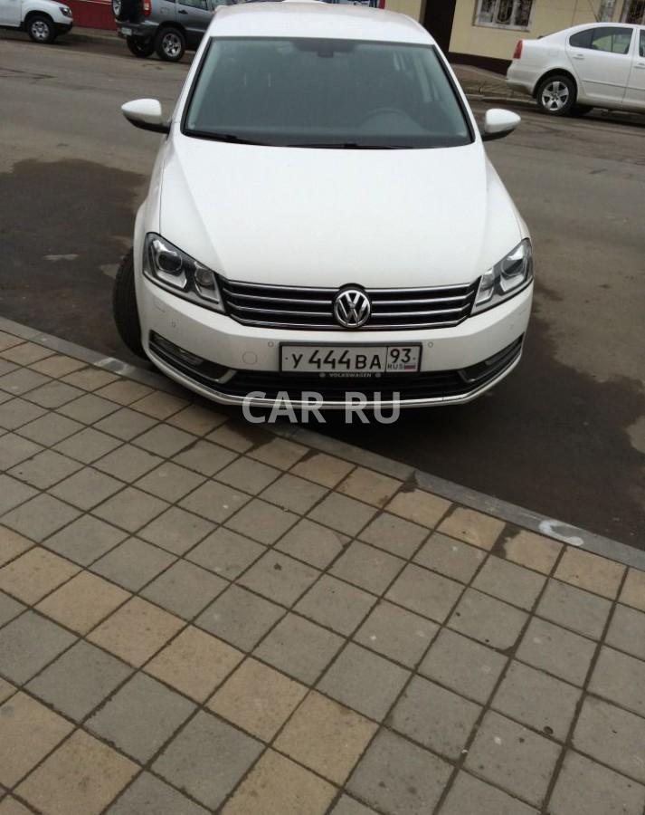 Volkswagen Passat, Армавир