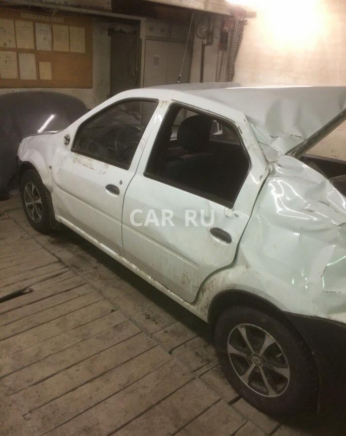 Renault Logan, Башмаково