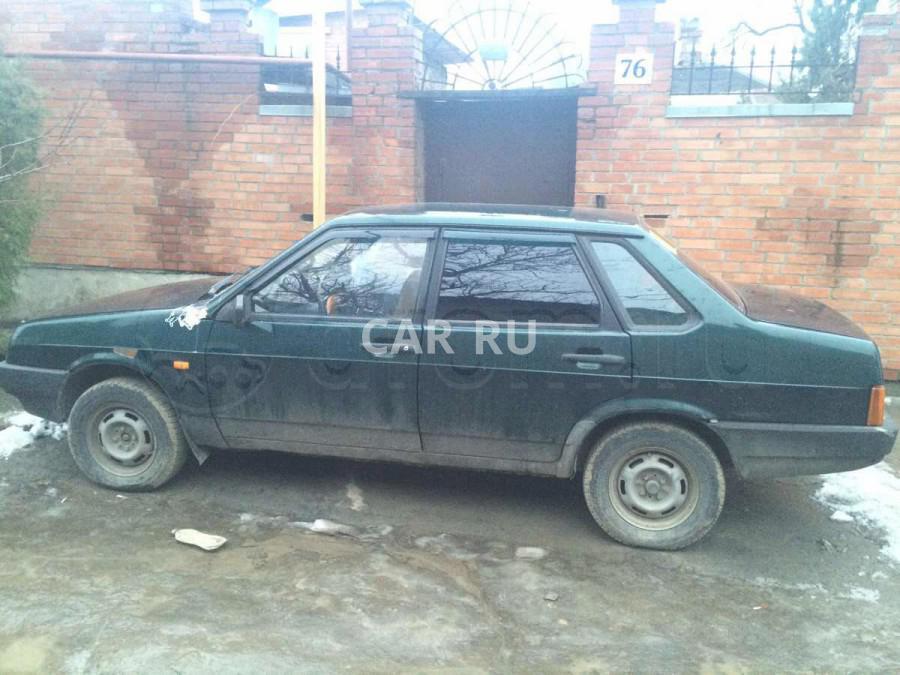 Lada 21099, Батайск