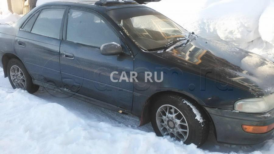Toyota Carina, Алдан