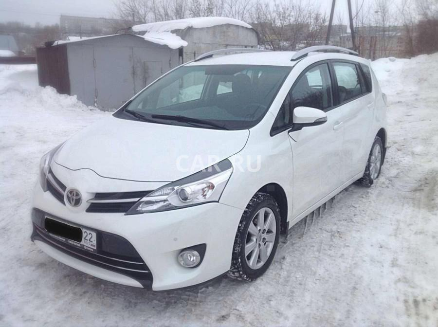 Toyota Verso, Барнаул