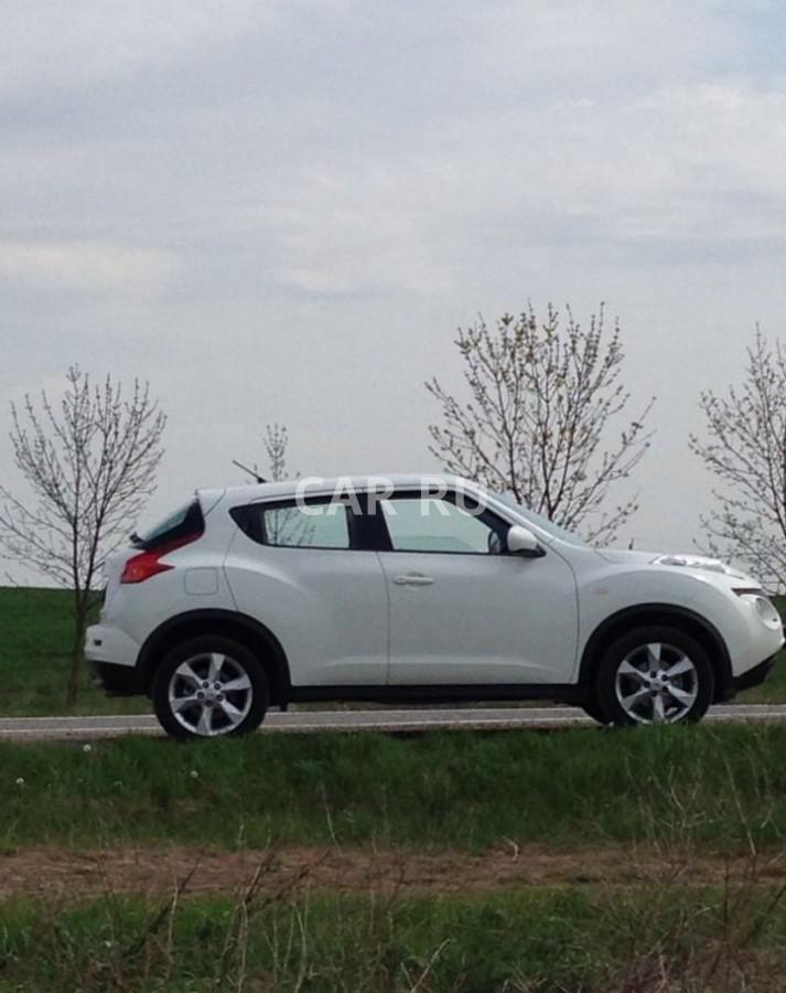 Nissan Juke, Анапа