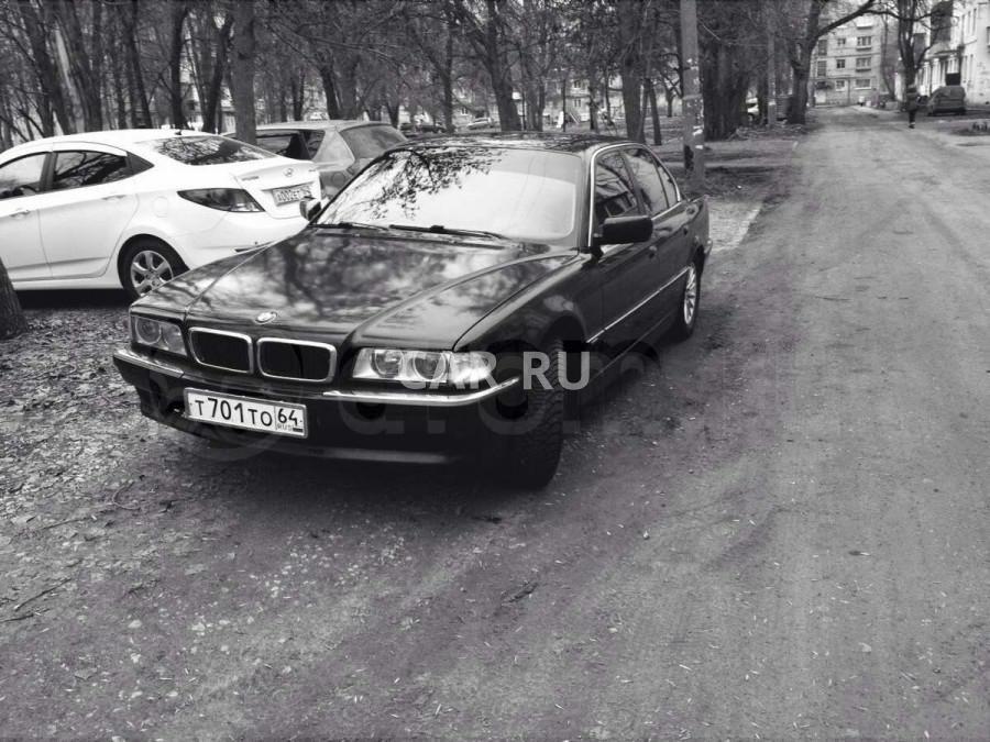 BMW 7-series, Балаково