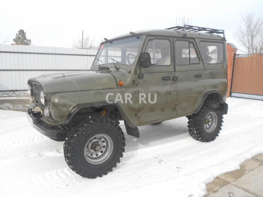 Уаз 3151, Алтайское