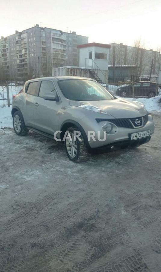 Nissan Juke, Архангельск
