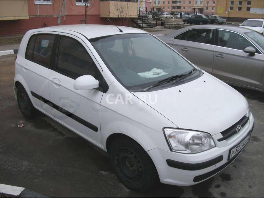 Hyundai Getz, Белгород